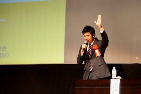 【講演実績】(株)橋本組様安全大会にて『食と健康』について講演