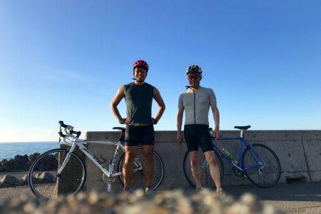 【あなたが筋トレをする理由は?】早朝サイクリングでふと思ったこと。