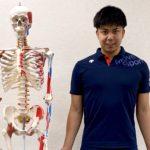 ◆【ボディメイクは身体を理解する事から!】骨格模型入りました
