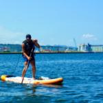 ◆【楽しみながらトレーニング】SUPが楽しい夏!