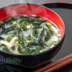 ◆【8/8(日) 海藻たっぷりの味噌汁は外せません】
